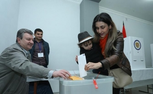 Preliminary Results of the Parliamentary Elections of Armenia