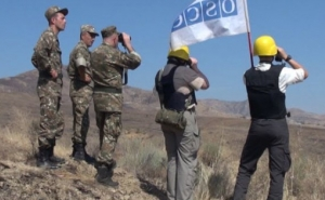 OSCE Mission to Conduct Planned Monitoring on NKR-Azerbaijan Border