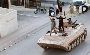 Is ISIS Moving its Capital from Raqqa to Deir ez-Zor?
