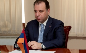 Vigen Sargsyan Stressed the EU Needs to Make Targeted Condemnation Against Azerbaijan