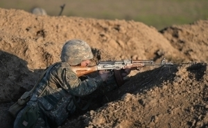 NKR Defense Army: Azerbaijani Armed Forces Violated the Ceasefire Regime Over 45 Times