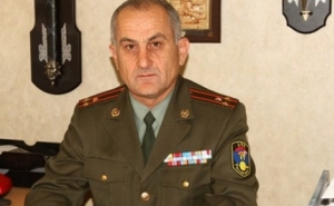 NKR Defense Minister: At the Moment There Is No Need to Liquidate the Helicopter of Azerbaijani Defense Minister
