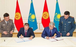 Kazakhstan Will Give $100 Million to Kyrgyzstan for Its Eurasian Integration