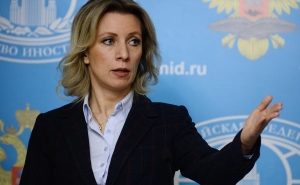 Zakharova: Azerbaijani Side Hit a Military Object on the Other Side of the Contact Line