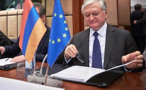 Edward Nalbandian to Visit Brussels