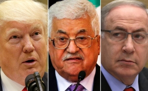 Trump to Do His Best to Help Israelis and Palestinians Achieve Peace