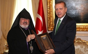 General Vicar of Armenian Patriarch of Turkey Ateşyan Resigned