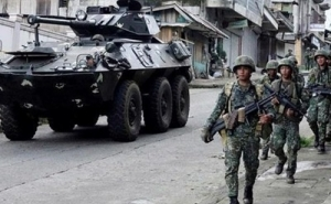 Ten Philippine Soldiers Were Killed by Their Wrong Military Fire
