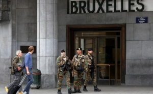 Brussels Central Station Is Evacuated