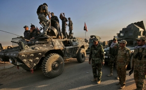 Iraqi Forces Liberates Mosul from ISIS