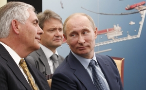 Tillerson: It's Difficult to Say Exactly What Russia's Intentions Are in This Relationship