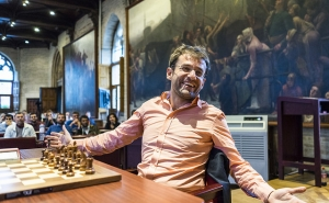 Aronian Tops Sinquefield Cup