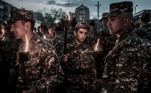 Karabakh Young Soldiers Are Heroes of Italian Photographer's Project
