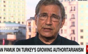 Erdogan's party is increasingly getting authoritarian - Orhan Pamuk
