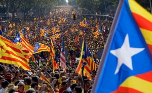 Catalonia's Parliament Approved Independence Referendum
