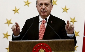 Erdogan Called on the Iraqi Kurds to Cancel the Independence Referendum