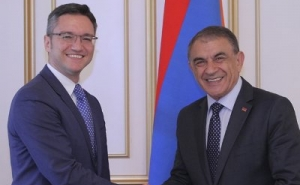 Armenia is the bearer of European values and ready to negotiate : Babloyan