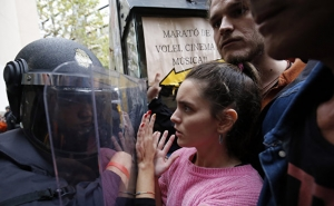 Catalonia Referendum: 38 Injured in Clashes with Police