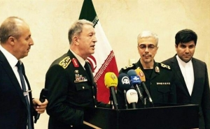 Iran and Turkey Agree to Enhance Military Cooperation