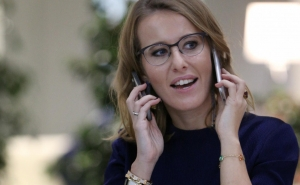 Ksenia Sobchak Announced Her Intention to Participate at Russia's Presidential Elections