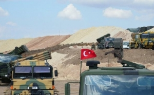 Turkey Sets Up Its First Observation Post in Idlib