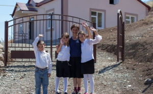 Another Six Large Families Will Be Provided with Houses in Artsakh