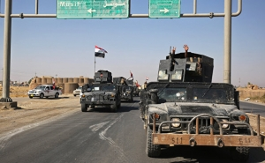 Kurdish Authorities Say Iraqi Forces Launched an Offensive Against Their Fighters