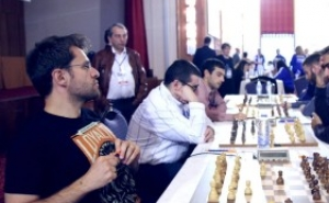 Armenian Men's Team Leads at the European Chess Championship
