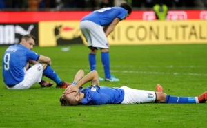Italy Will Miss FIFA World Cup  for the First Time