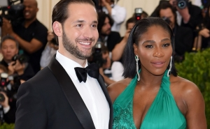 Serena Williams and Alexis Ohanyan got Married