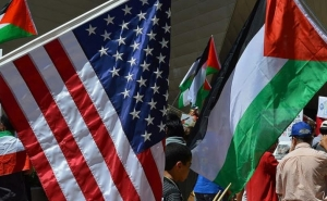 Palestinians Vow to Suspend Talks if US Closes PLO Mission