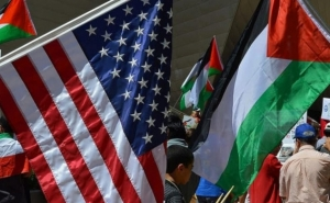 Palestine Freezes Contacts with the US