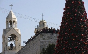 Palestinians Switched Off Christmas Lights in Bethlehem