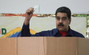 Venezuela Opposition Parties Banned from Election