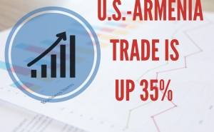 US-Armenia Trade Turnover Increased by 35%