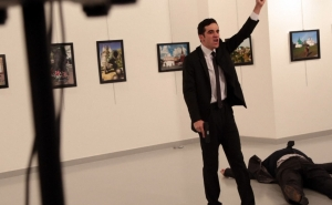 Former Policeman Arrested within Case of Russian Ambassador's Assassination in Turkey