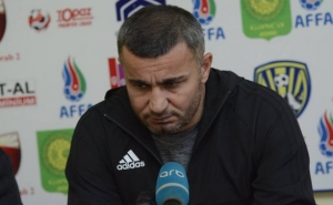Head Coach of the Azerbaijani National Football Team: We Would not Want to Play with our Enemy - Armenia