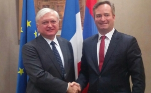 France and Armenia Discuss the Agenda of Their Privileged Relations