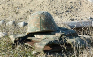 Artsakh Soldier Killed by Azerbaijani Shooting