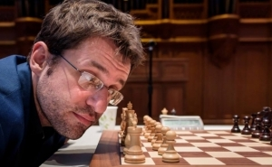FIDE Ratings: Levon Aronian Is the Fourth
