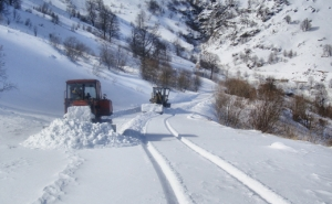 Some Roads in Armenia Are Difficult to Pass