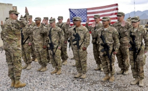 Up to 1000 More US Troops Could be Headed to Afghanistan This Spring