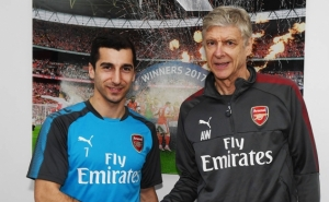 Wenger: Mkhitaryan Was a Target for Arsenal before he Moved to Manchester United