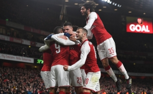 Arsenal Wins in the English Premier League Cup