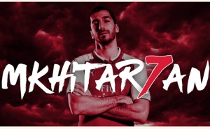 Henrikh Mkhitaryan to Wear Two Different Numbers This Season