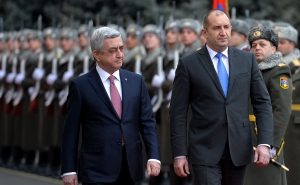 Armenia and Bulgaria Acknowledge Their Role in Connecting the Gulf Coast to the Europe