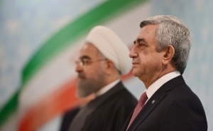 Armenian President Extends Condolences to Rouhani as Plane Crash Kills 66 in Iran