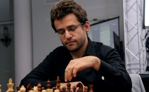Levon Aronian Ranked 5th in FIDE List