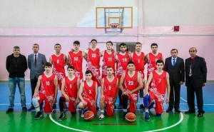 """Artsakh"" - in the Semi-Final of Armenia's Basketball Championship"