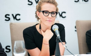 Russian Presidential Candidate Sobchak Was Attacked